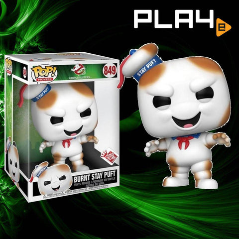 Funko POP! (849) Ghostbusters Burnt Stay Puft 10""