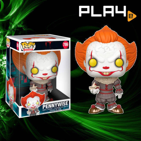 Funko POP! (786) IT Pennywise with Boat 10""