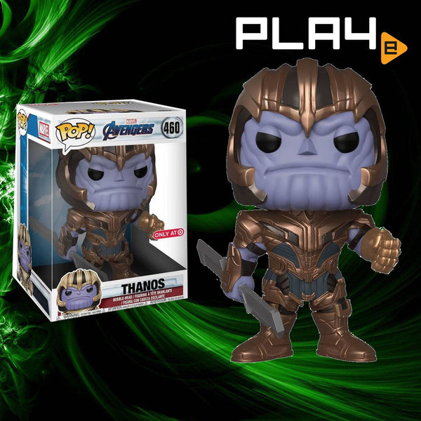 Funko POP! (460) Marvel Avengers Thanos 10