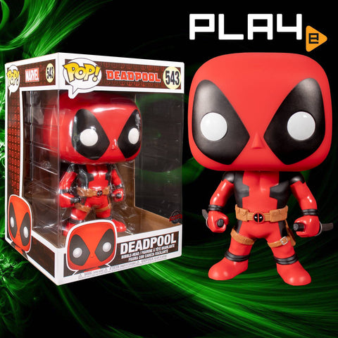 Funko POP! (543) Deadpool 10""