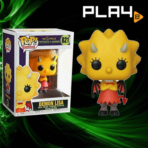 Funko POP! (821) The Simpsons Demon Simpson