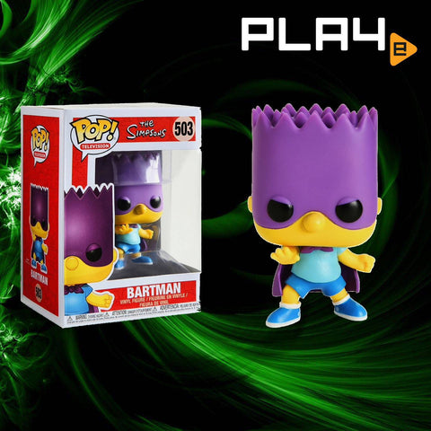 Funko POP! (503) The Simpsons Bartman