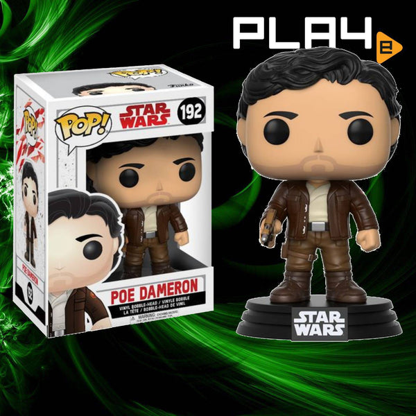 Funko POP! (192) Star Wars Poe Dameron