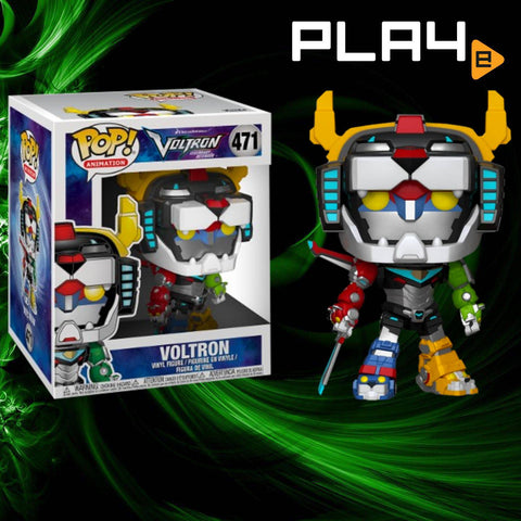 Funko POP! (471) Voltron Amazon Exclusive