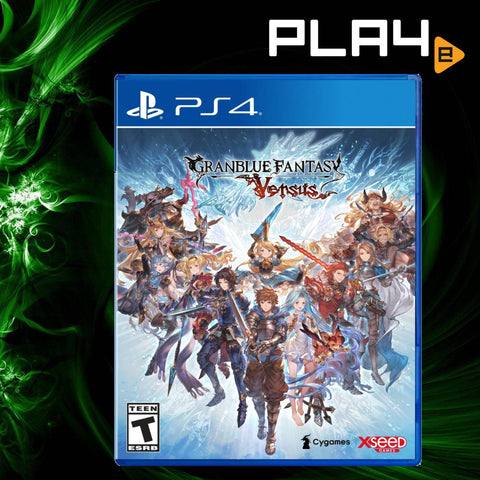 PS4 Granblue Fantasy Versus [Limited Edition] (R1)