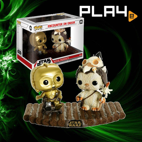 Funko POP! (294) Return of the Jedi C-3PO on Throne