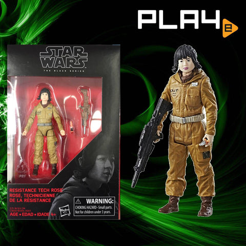 Star Wars Black Series W6 Rose Tico