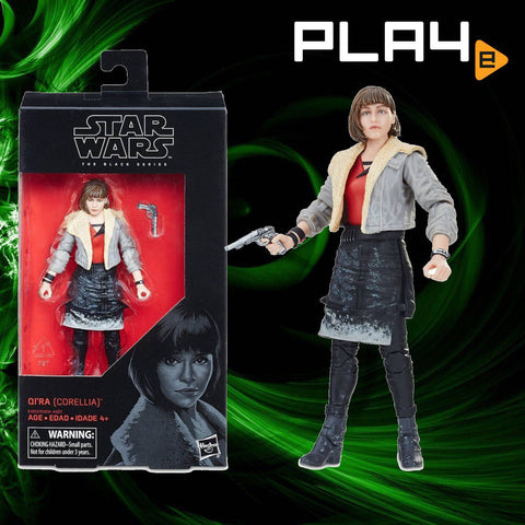 Star Wars The Black Series #66 Qi'ra  (Corellia)