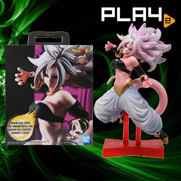 Dragon Ball Z Android Battle  - Android 21 Figure