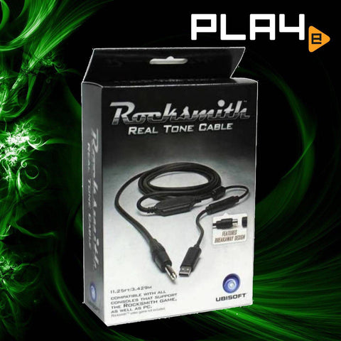 Rocksmith Real Tine Cable (3.429M)