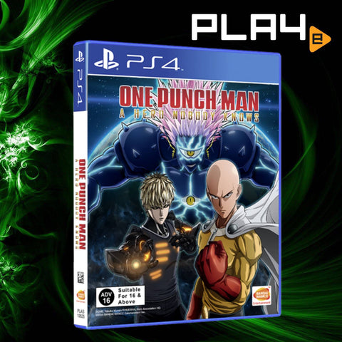 PS4 One Punch Man: A Hero Nobody Knows (R3)