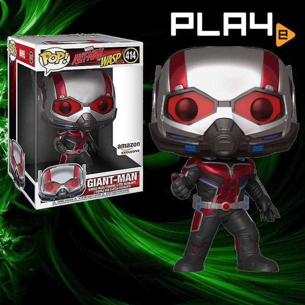 Funko POP! (414) Ant-Man & The Wasp Giant Man 10""