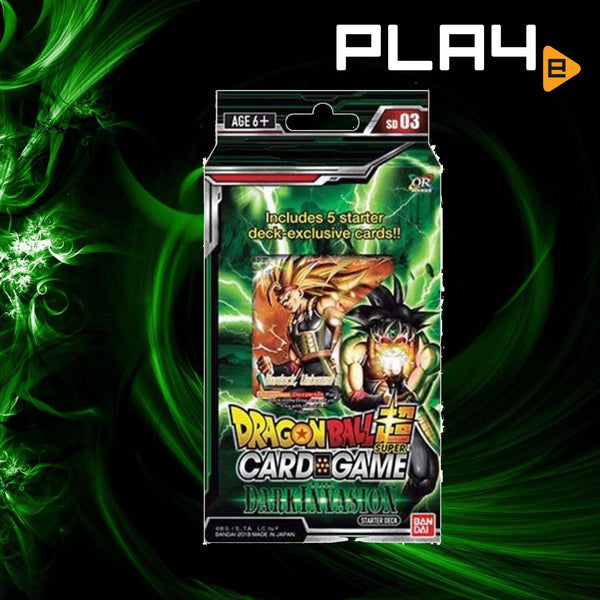 Bandai Dragonball Dark Invasion Starter Deck