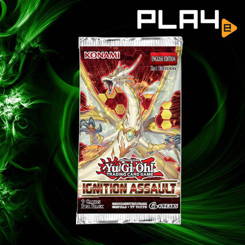 Yu Gi Oh Ignition Assault Booster (ENG)