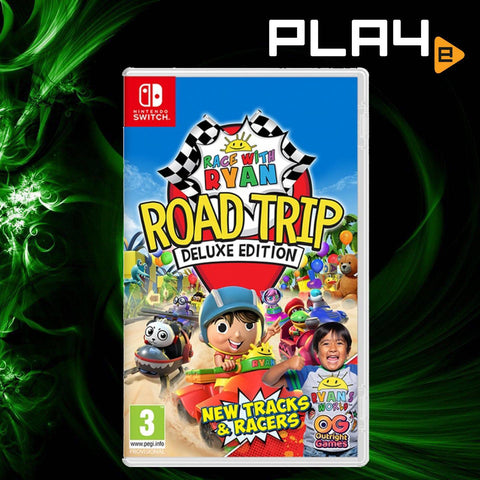 Nintendo Switch Race with Ryan: Road Trip [Deluxe Edition] (EU)
