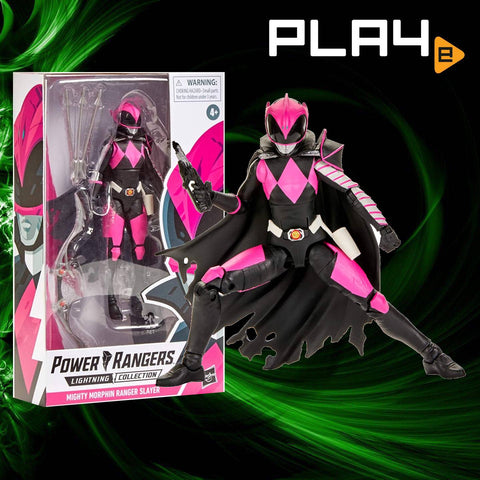 "Power Rangers Lightning E5906AS04 6"" Ranger Slayer"