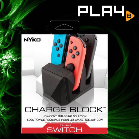 Nintendo Switch Nyko Charge Block for JoyCon