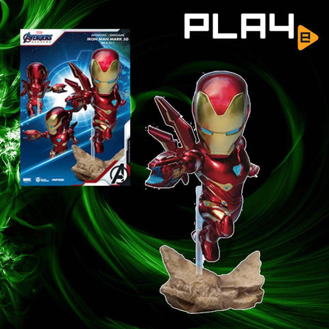 Beast Kingdom Iron Man Mark 50 MEA-011 Previews Exclusive
