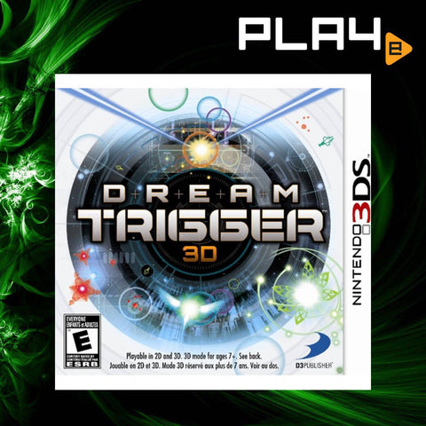 3DS Dream Trigger 3D