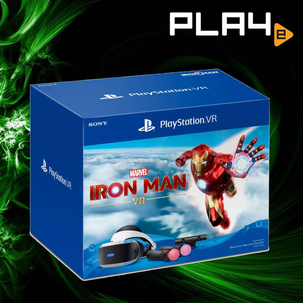 PS5/ PS4 VR Marvel Iron Man All in One Pack