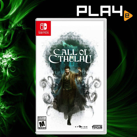 Nintendo Switch Call of Cthulhu
