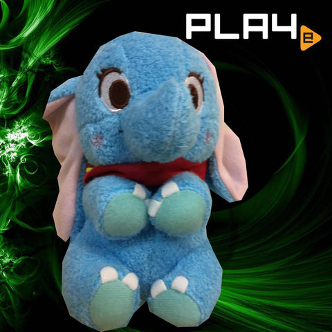 "Disney 6"" Furry Dumbo"