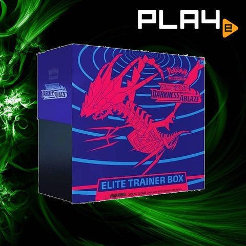 Pokemon SS3 Darkness Ablaze Elite Trainer Box