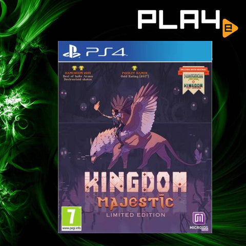 PS4 Kingdom Majestic (EU)