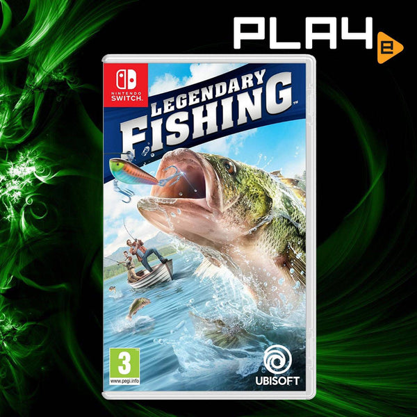 Nintendo Switch Legendary Fishing (EU)