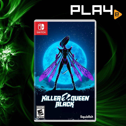 Nintendo Switch Killer Queen Black