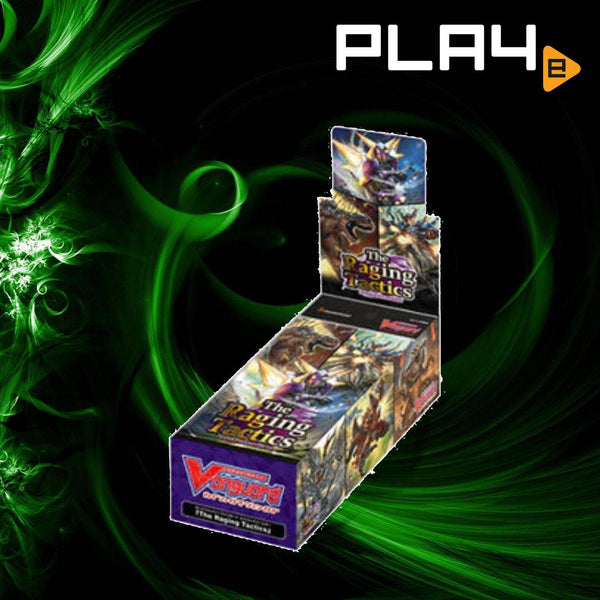VG-V-EB09 The Raging Tactics Booster (ENG)