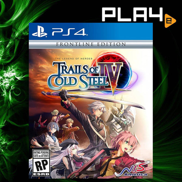 PS4 The Legend of Heroes: Trails of Cold Steel IV (US)