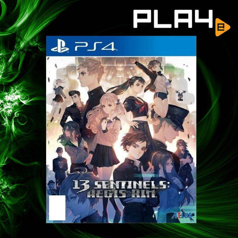 PS4 13 Sentinels: Aegis Rim (R3)