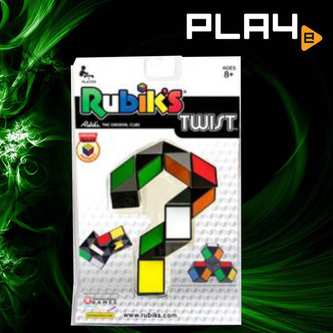 Rubik's New Twist In Clamshell