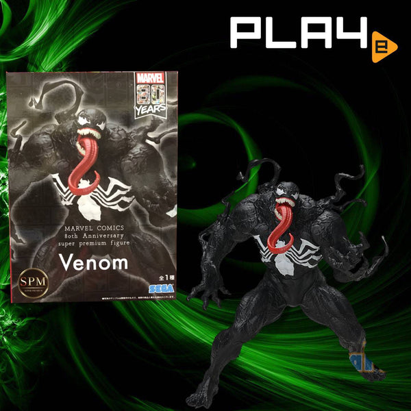 SEGA Marvel Comics 80th Anniversary Venom Super Premium