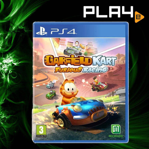 PS4 Garfield Kart: Furious Racing (EU)