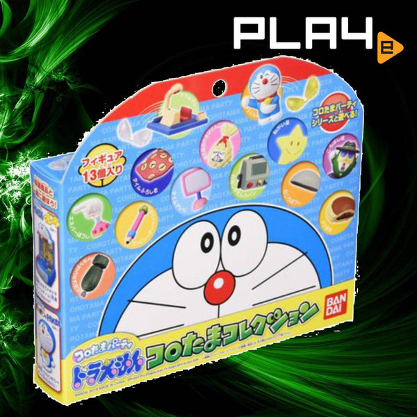 Doraemon Rolling Ball Collection