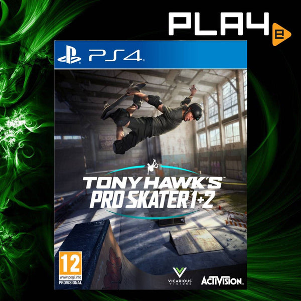 PS4 Tony Hawk's Pro Skater 1 + 2 (EU)