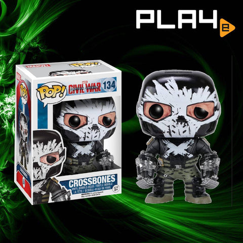 Funko POP! (134) Civil War Crossbones