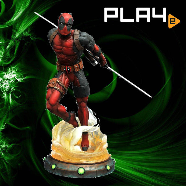 Marvel Gallery Deadpool 9-Inch Statue