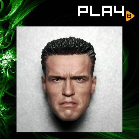 CIAN T-0010 1/6 Head Model Sculpl Arnold Schwarzenegger