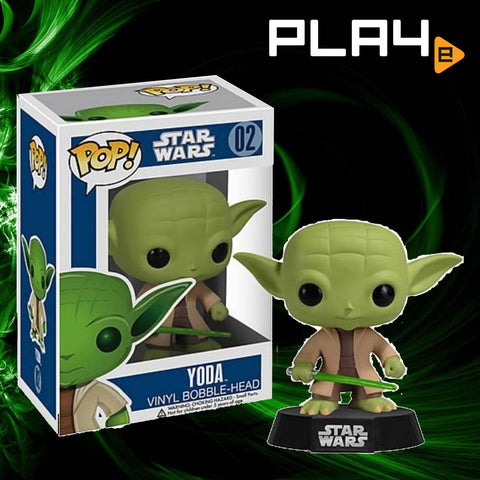 Funko POP! (02) Star Wars Yoda