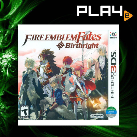 3DS Fire Emblem Fates: Birthright