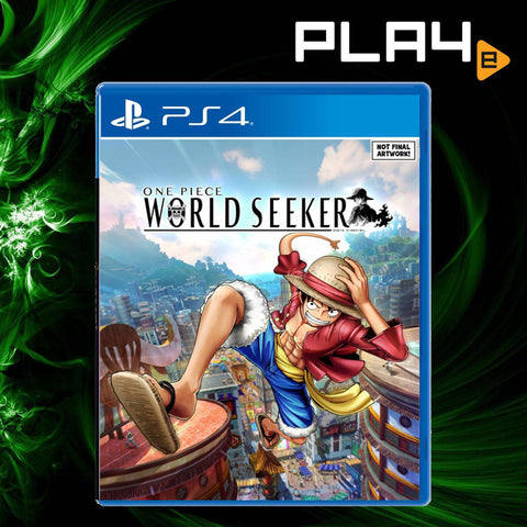 PS4 One Piece: World Seeker Regular (R3)