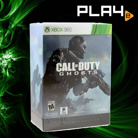 XBox 360 Call of Duty: Ghosts (Hardened Edition)