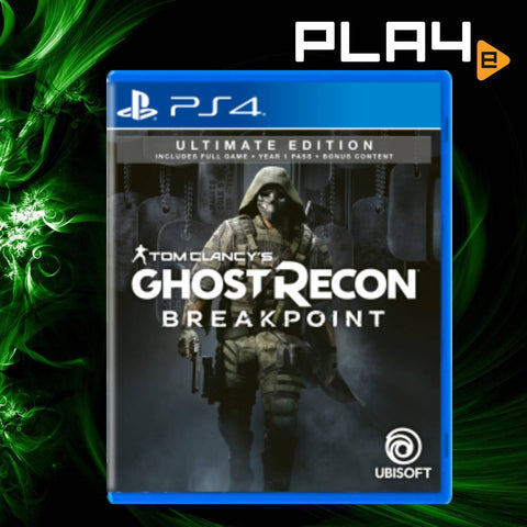 PS4 Tom Clancy's Ghost Recon: Breakpoint [Ultimate Edition]