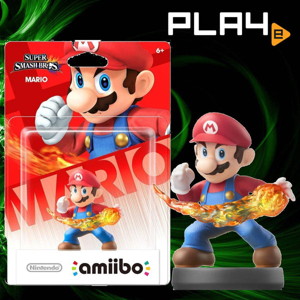Amiibo Super Smash Bros Mario