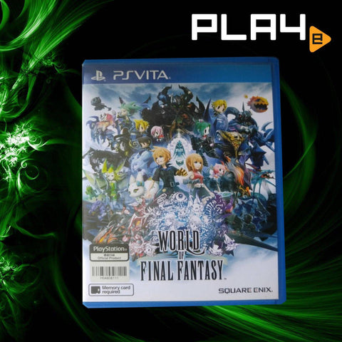 PSV World of Final Fantasy (R3)