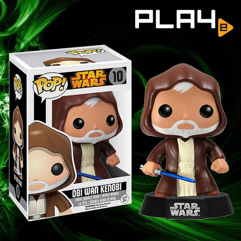 Funko POP! (10) Star Wars Obi Wan Kenobi
