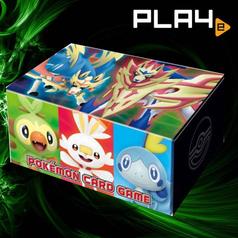 Pokemon Card Game Sword and Shield Box